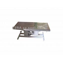 Veterinární operační stůl hydraulickým zdvihem VT - 804OH-C
