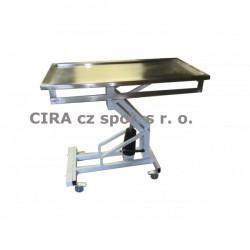 Veterinární stůl s hydraulickým zdvihem VT - 804H - CN